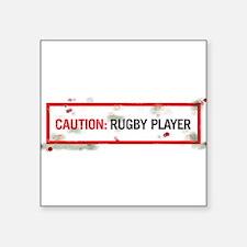 caution_sticker Sticker