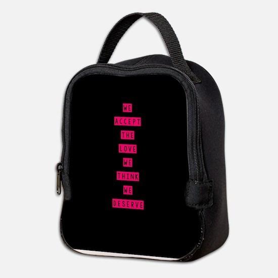 Cute Deserve Neoprene Lunch Bag