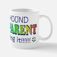 Baby basset hound Mug