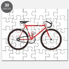 Red Road Bike Puzzle