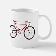 Red Road Bike Mugs