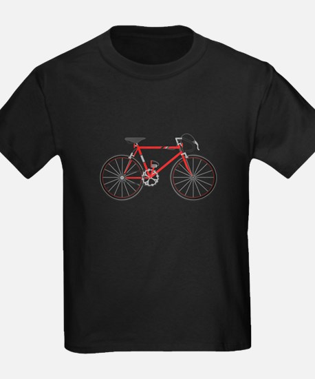 Red Road Bike T-Shirt