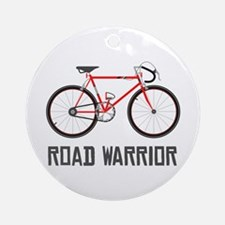 Road Warrior Ornament (Round)
