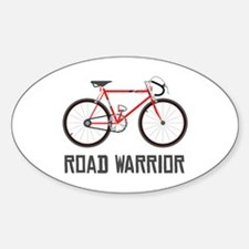Road Warrior Decal