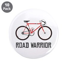 "Road Warrior 3.5"" Button (10 pack)"