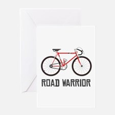 Road Warrior Greeting Cards