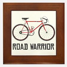 Road Warrior Framed Tile
