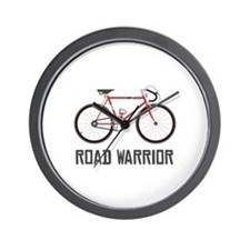 Road Warrior Wall Clock
