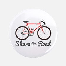 "Share The Road 3.5"" Button"