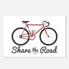Share The Road Postcards (Package of 8)
