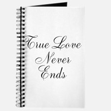 True Love Never Ends Journal