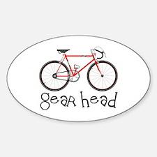 Gear Head Decal