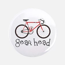 "Gear Head 3.5"" Button"