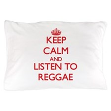 Funny Reggae Pillow Case