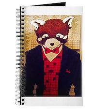 Unique Panda suit Journal