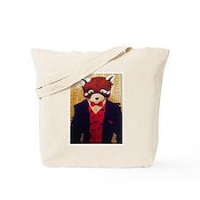 Unique Lesser panda Tote Bag