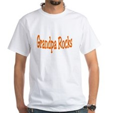 Grandpa Rocks Shirt
