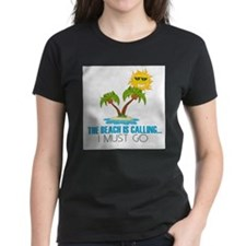 The beach is calling. T-Shirt