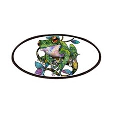 Wild Frog Patches