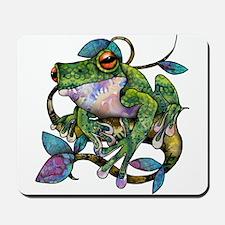 Wild Frog Mousepad
