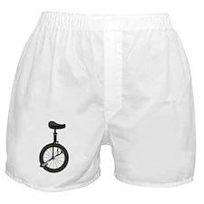 Unicycle Boxer Shorts