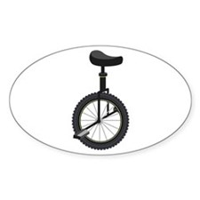 Unicycle Decal