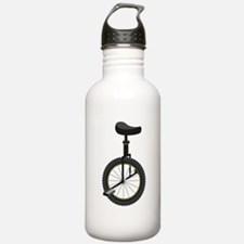 Unicycle Water Bottle