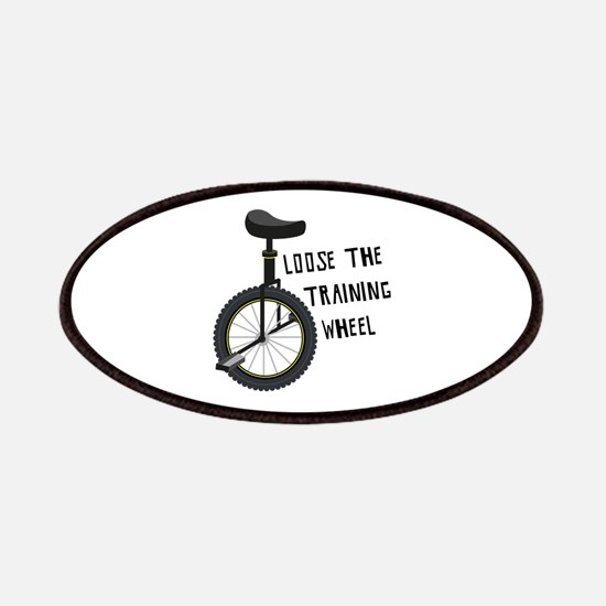 Loose The Training Wheel Patches