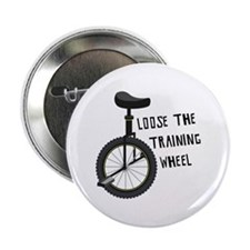 """Loose The Training Wheel 2.25"""" Button"""
