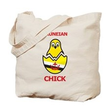 Bruneian Chick Tote Bag