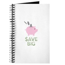 Save Big Journal