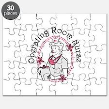 Operating Room Nurse Puzzle