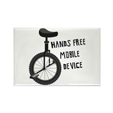 Hands Free Mobile Device Magnets