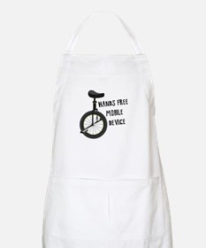 Hands Free Mobile Device Apron