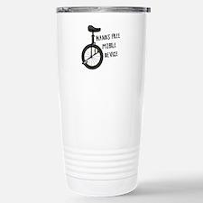 Hands Free Mobile Device Travel Mug
