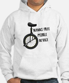 Hands Free Mobile Device Hoodie