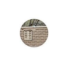 Adobe House in Nambe Mini Button