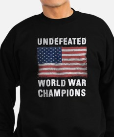 Undefeated World War Champions Sweatshirt