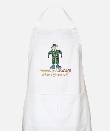 Future Soldier BBQ Apron