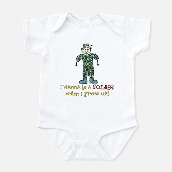 Future Soldier Infant Bodysuit
