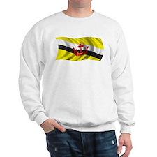 Wavy Brunei Flag Sweatshirt