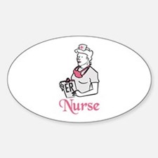 ER Nurse Decal