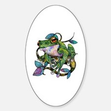 Wild Frog Decal