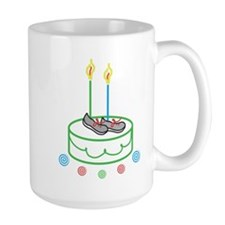 Runners Birthday Mugs