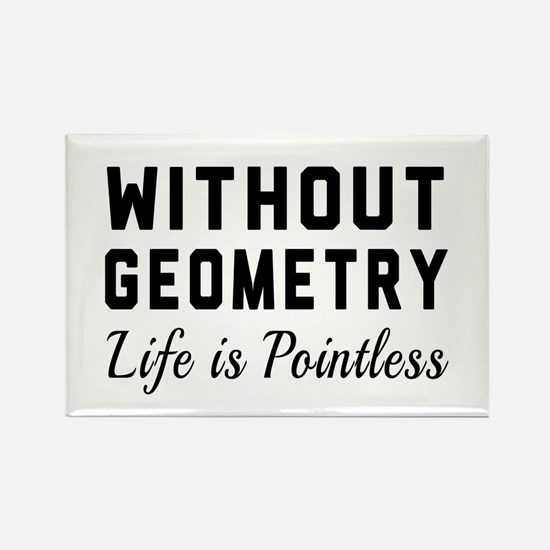 Without geometry pointless Magnets