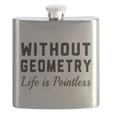 Without geometry pointless Flask