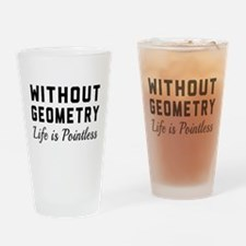 Without geometry pointless Drinking Glass