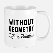 Without geometry pointless Mugs