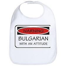 Attitude Bulgarian Bib