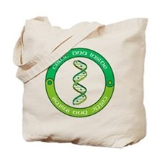 Celtic DNA Tote Bag